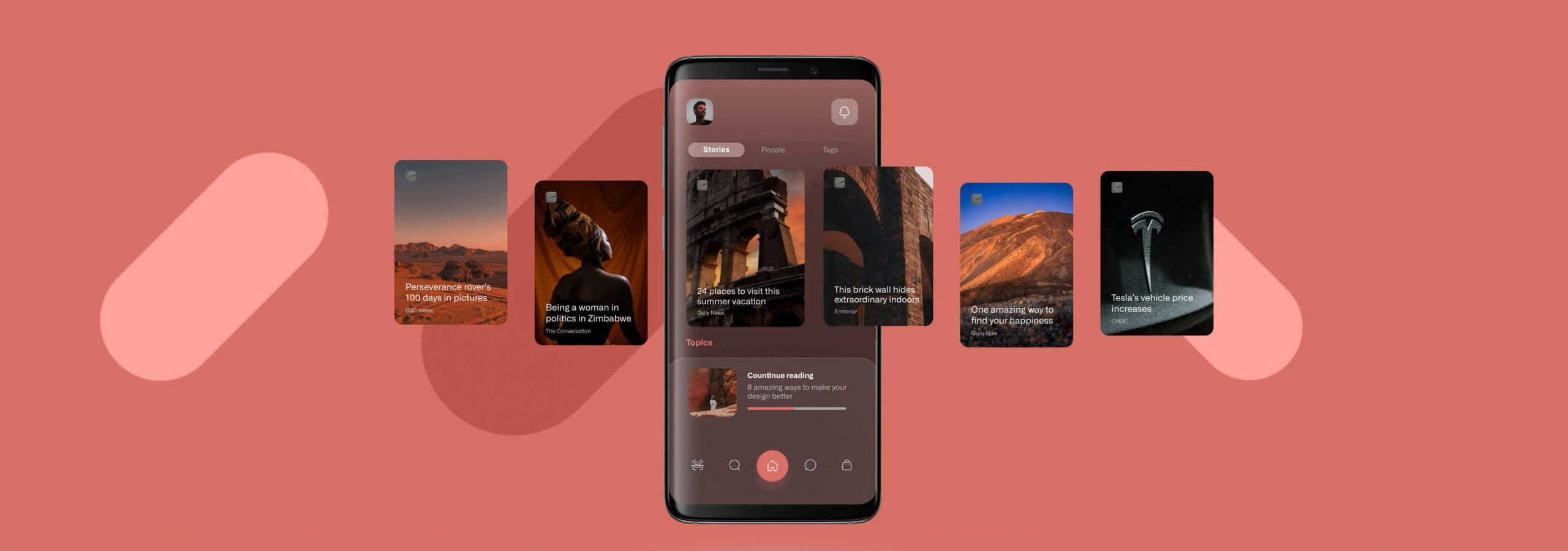 AMP Stories – a new way of storytelling